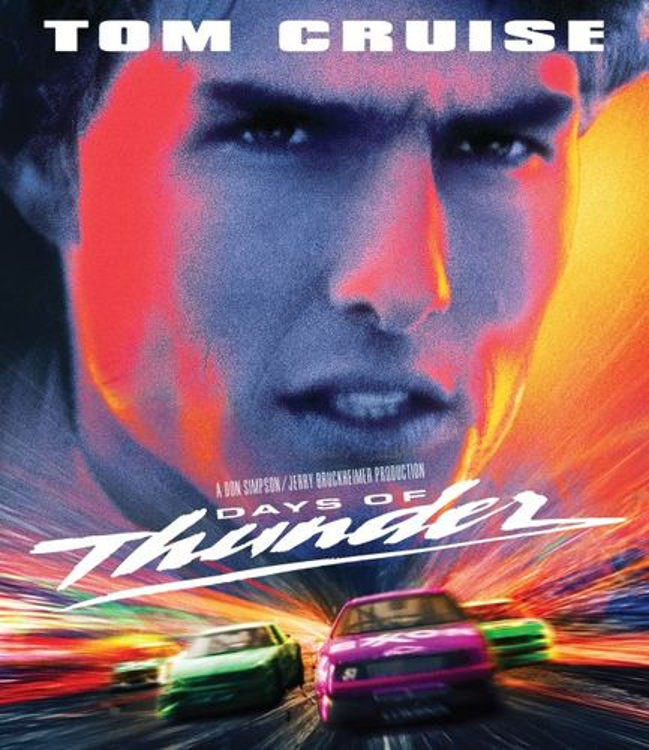Days of Thunder [Blu-ray] [1990] 6171431
