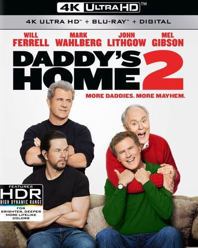 Daddy's Home 2 [4K Ultra HD Blu-ray/Blu-ray] [2017] 6171807