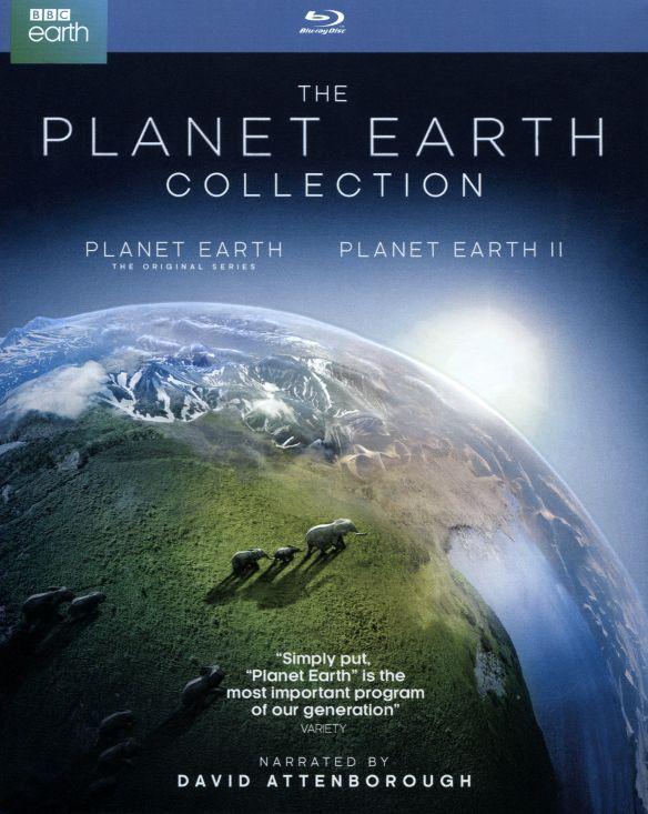 Planet Earth/Planet Earth II [Blu-ray] 6171918