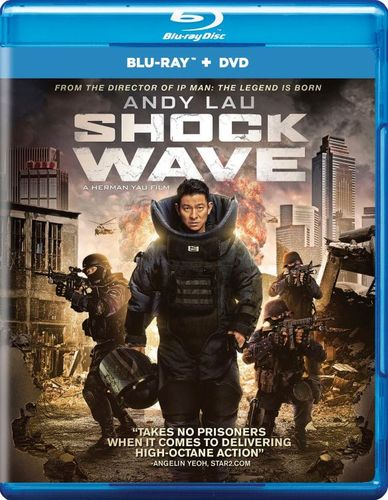 Shock Wave [Blu-ray] 6171964