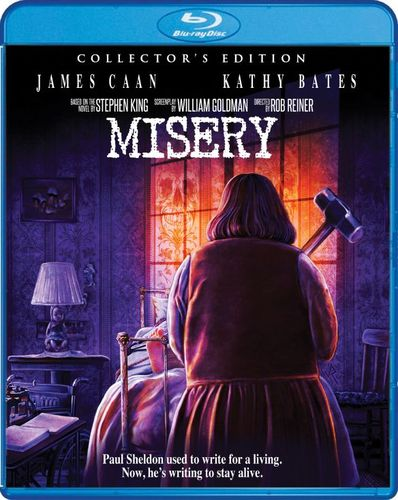 Misery [Collector's Edition] [Blu-ray] [1990] 6171968