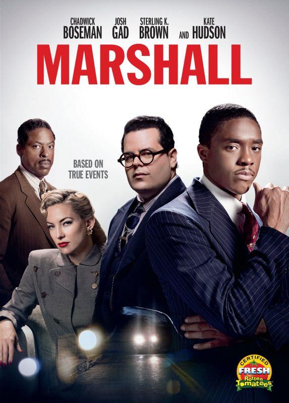Marshall [DVD] [2017]
