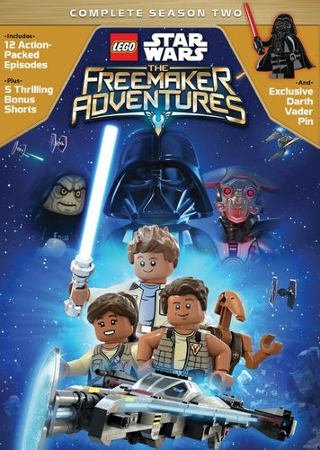 The LEGO Star Wars: The Freemaker Adventures - Complete Season Two [DVD] 6171986