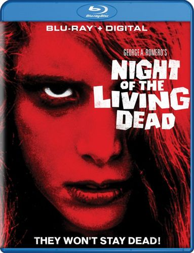 Night of the Living Dead [Blu-ray] [1968] 6171987