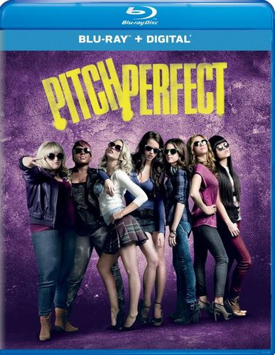 Pitch Perfect [Includes Digital Copy] [UltraViolet] [Blu-ray] [2012] 6171989