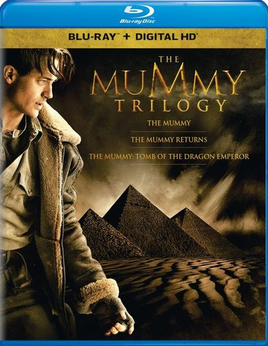 The Mummy Trilogy [Blu-ray] [3 Discs] 6172000