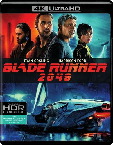 Blade Runner 2049 [4K Ultra HD Blu-ray/Blu-ray] [2017] 6172014