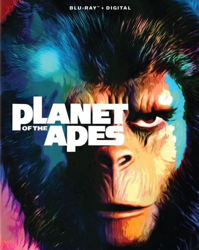 Planet of the Apes [Blu-ray] [1968] 6172245