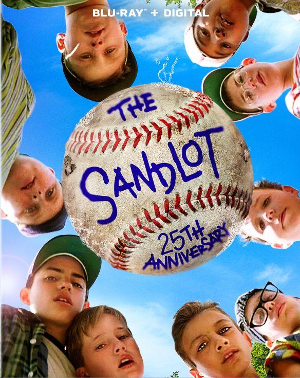 The Sandlot [25th Anniversary] [Blu-ray] [1993] 6172247