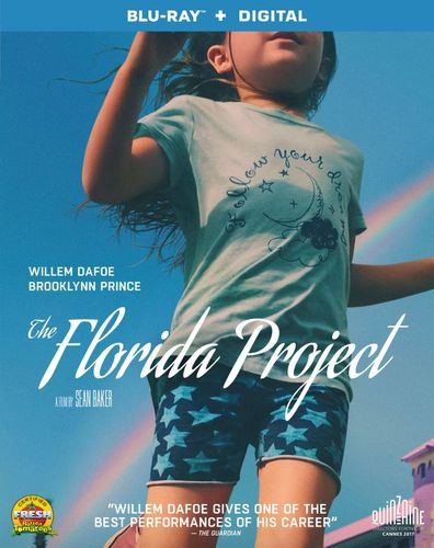 The Florida Project [Blu-ray] [2017] 6172308