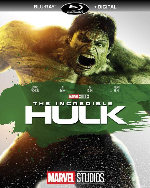 The Incredible Hulk [Blu-ray] [2008] 6172315