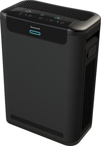 Honeywell - Professional Series Console Air Purifier - Black 6172779