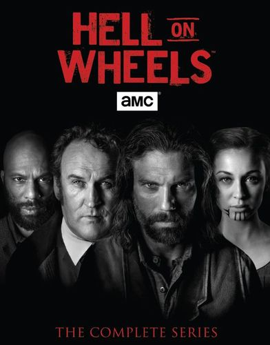 Hell on Wheels: The Complete Series [Blu-ray] 6173600