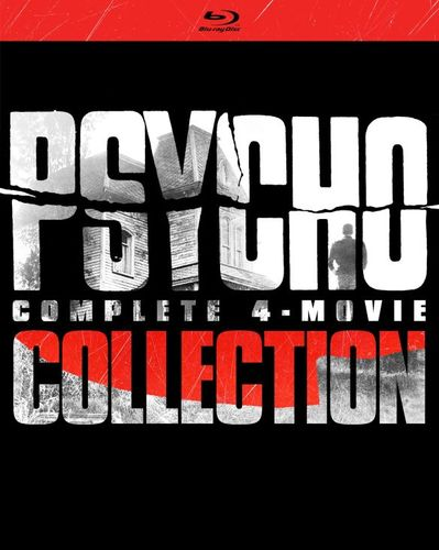 Psycho: 4-Movie Complete Collection [Blu-ray] 6173652