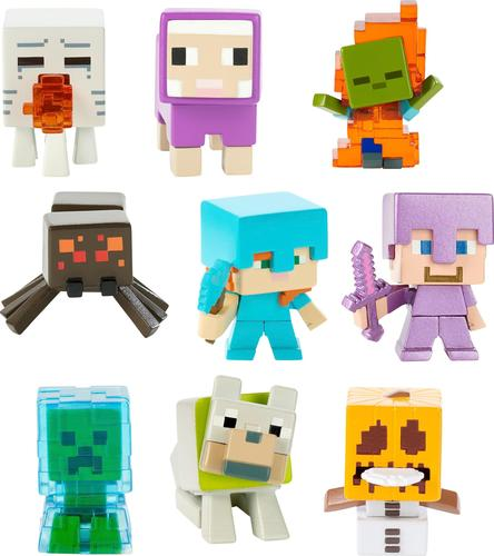 Minecraft Build-A-Mini Figure (Styles May Vary)
