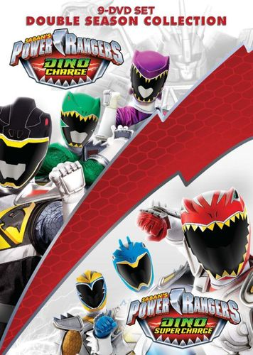 Power Rangers Dino Charge and Dino Super Charge Collection [DVD] 6174051