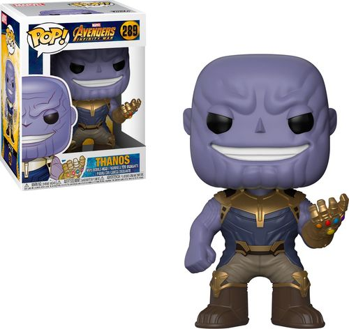Funko POP! Marvel - Avengers Infinity War - Thanos