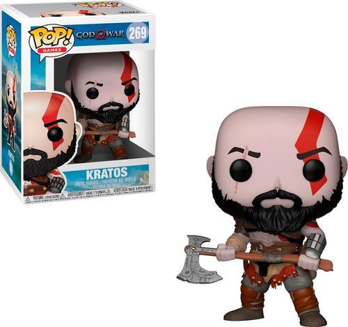 Funko - POP! Games: God of War - Kratos 6174469