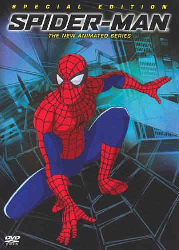 Spider-Man The New Animated Series: Season One [2 Discs] [DVD] 6174659