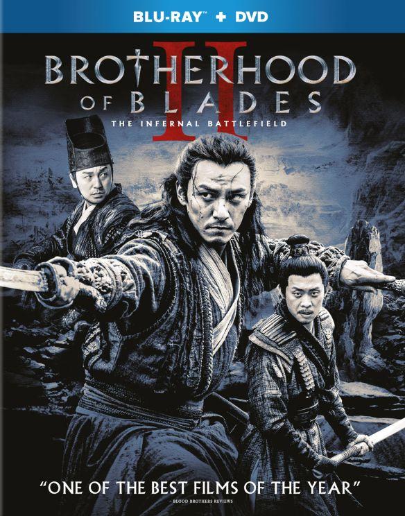 Brotherhood of Blades 2 [Blu-ray] [2017] 6175107