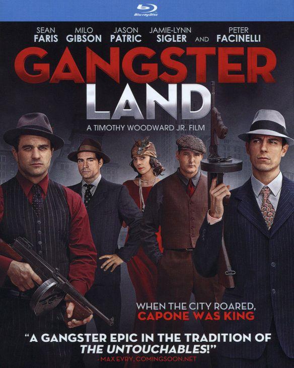 Gangster Land [Blu-ray] [2017] 6175109