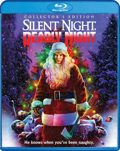 Silent Night, Deadly Night [Collector's Edition] [Blu-ray] [1984] 6175110