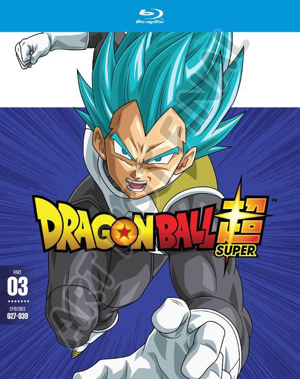 Dragon Ball Super: Part Three [Blu-ray] 6175114