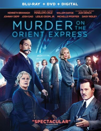 Murder on the Orient Express [Blu-ray/DVD] [2017] 6175503