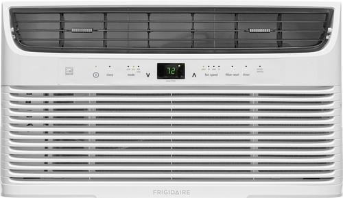 Frigidaire - 350 Sq. Ft. Window Air Conditioner - White 350 sq. ft. cooling capacityRemote ControlEnergy Star Certified6 amps