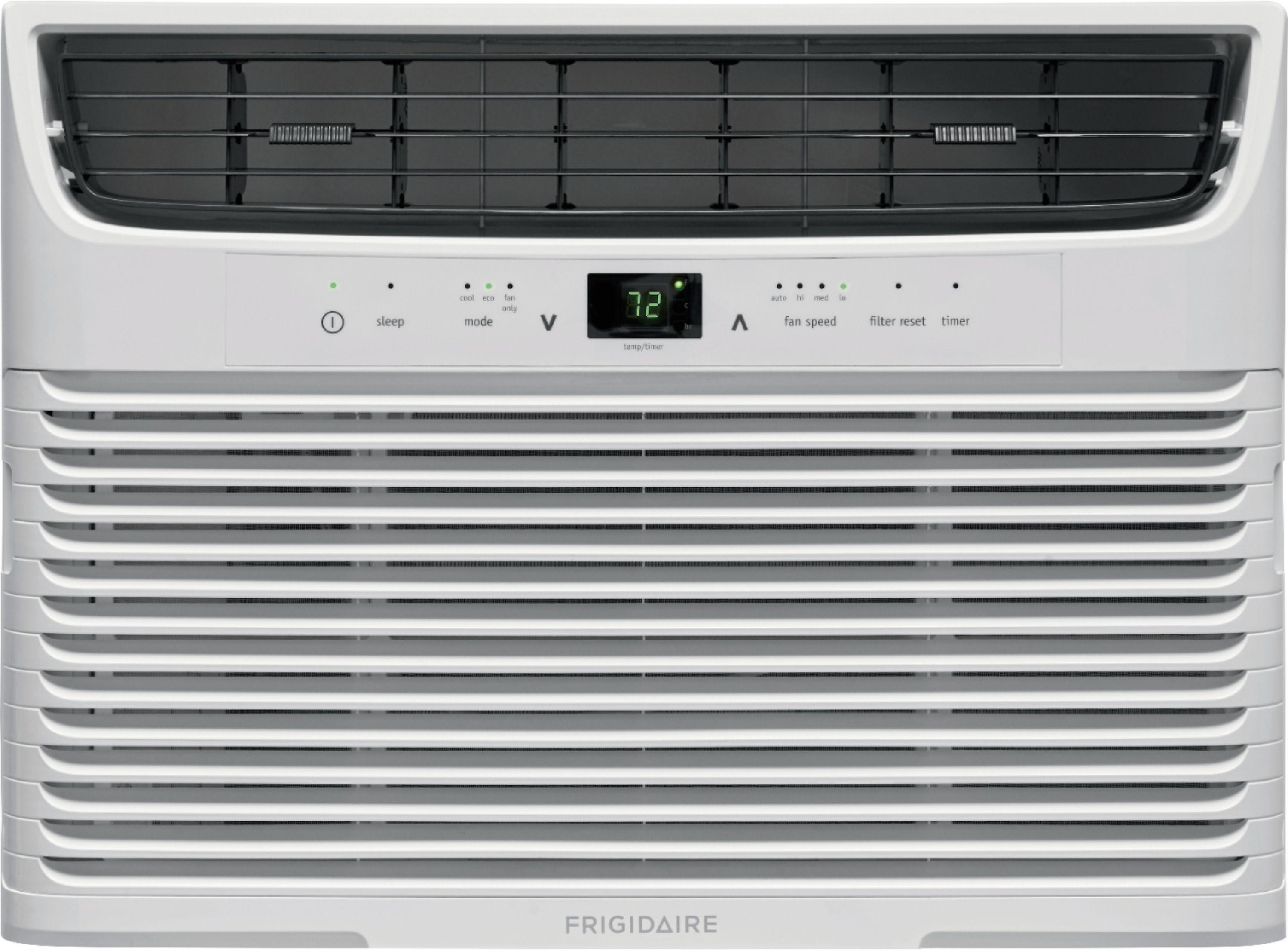 Frigidaire - 250 Sq. Ft. Window Air Conditioner - White