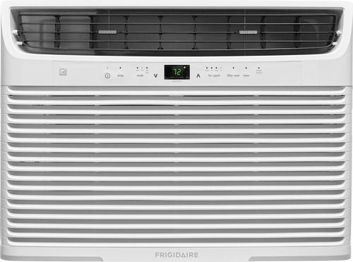Frigidaire - 850 Sq. Ft. Window Air Conditioner - White 850 sq. ft. cooling capacityRemote ControlEnergy Star Certified11.3 amps
