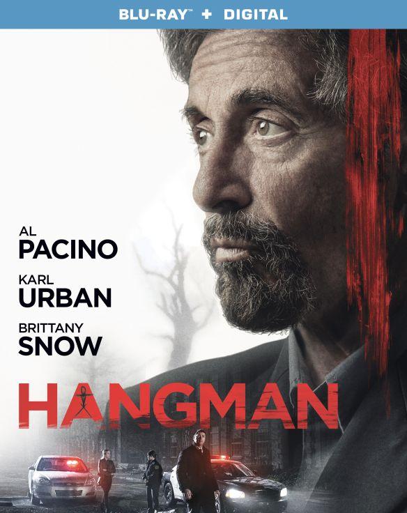 Hangman [Blu-ray] [2017] 6175664