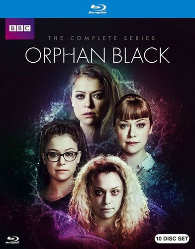 Orphan Black: The Complete Series [Blu-ray] 6175683