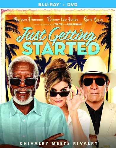 Just Getting Started [Blu-ray] [2017] 6176506