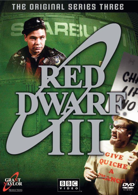 Red Dwarf III [2 Discs] [DVD] 6176817