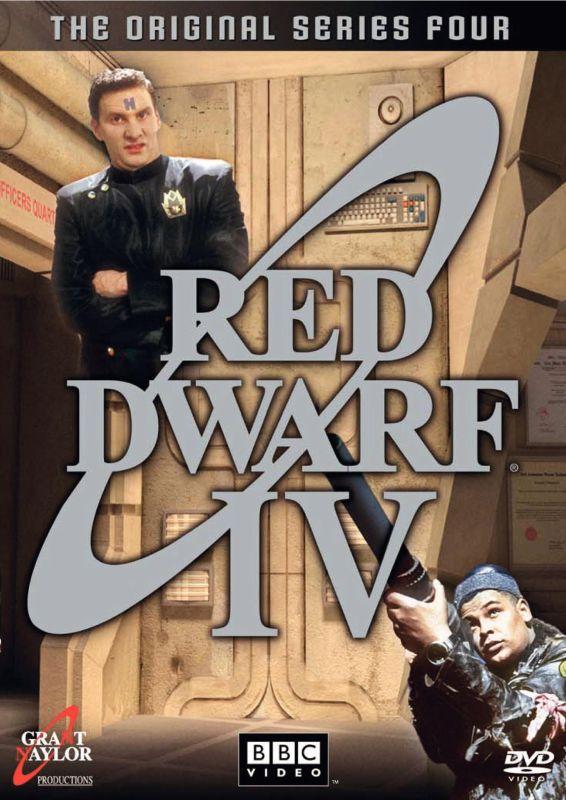 Red Dwarf IV [2 Discs] [DVD] 6176835