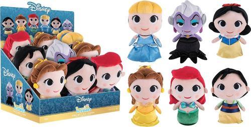 Funko - Disney Princess SuperCute Plush - Styles May Vary 6177014