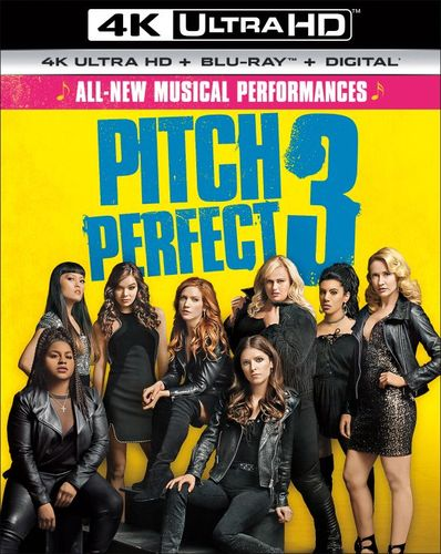 Pitch Perfect 3 [4K Ultra HD Blu-ray/Blu-ray] [2017] 6177800