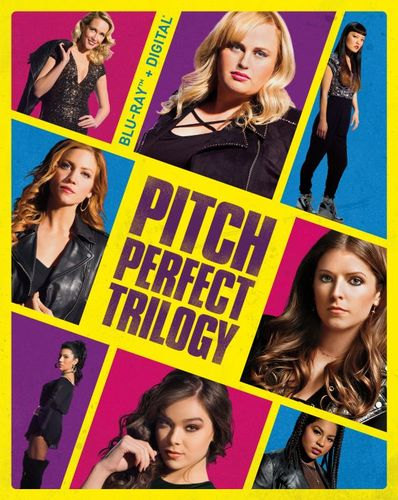 Pitch Perfect 3-Movie Collection [Blu-ray] 6177808