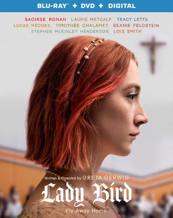 Lady Bird [Blu-ray/DVD] [2017] 6178115