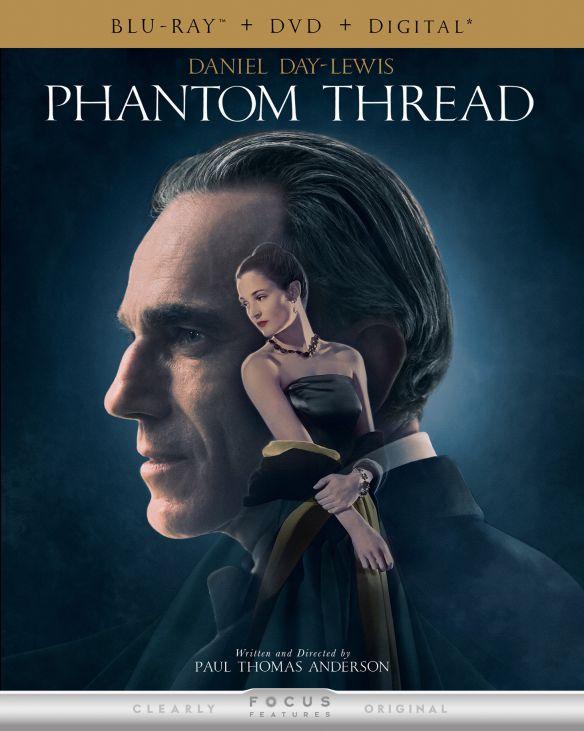 Phantom Thread [Blu-ray] [2017] 6178672