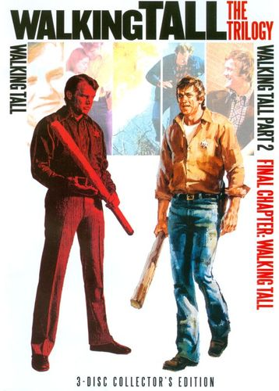 Walking Tall: The Trilogy [3 Discs] [DVD] 6178689