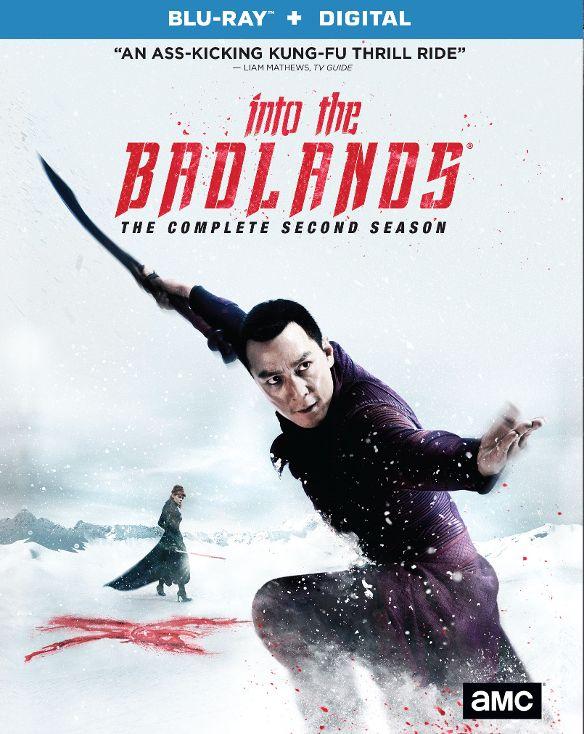 Into the Badlands: Season 2 [Blu-ray] 6179617
