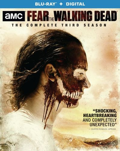 Fear the Walking Dead: Season 3 [Blu-ray] 6179619