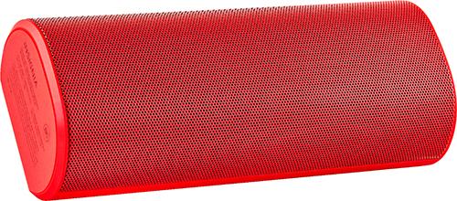 Insignia™ - BRICK 2 Portable Bluetooth Speaker - Red
