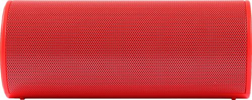 Insignia™ - WAVE 2 Portable Bluetooth Speaker - Red