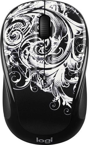 Logitech Mouse M325 - Dark Fleur