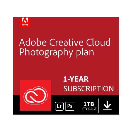 Creative Cloud Photography...