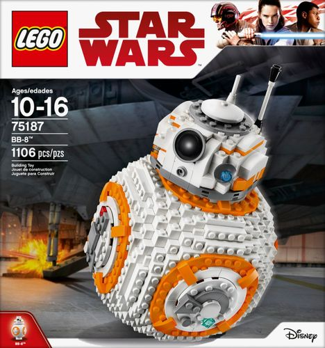 LEGO® Star Wars™ The Last Jedi BB-8™ 75187