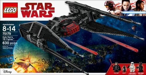 LEGO®  Star Wars™ The Last Jedi Kylo Rens TIE Fighter™ 75179
